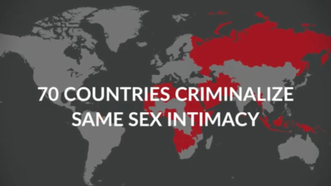 We help LGBTQI+ people escape state-sponsored...